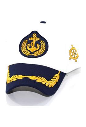 Pyz Moda Kaptan Şapka