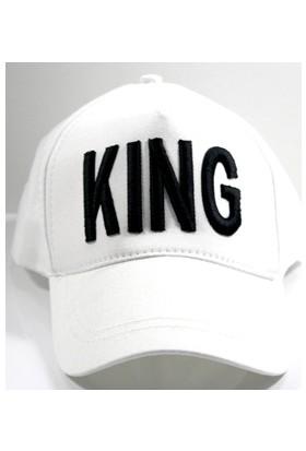 Pyz Moda Sevgili Kombin King Queen Şapka