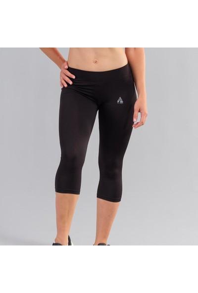 Ral Sport 21600 Kadın Kısa Tayt Siyah