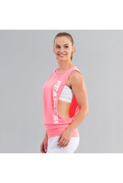 Ral Sport 32270 Fearless Kadın Atlet Pembe