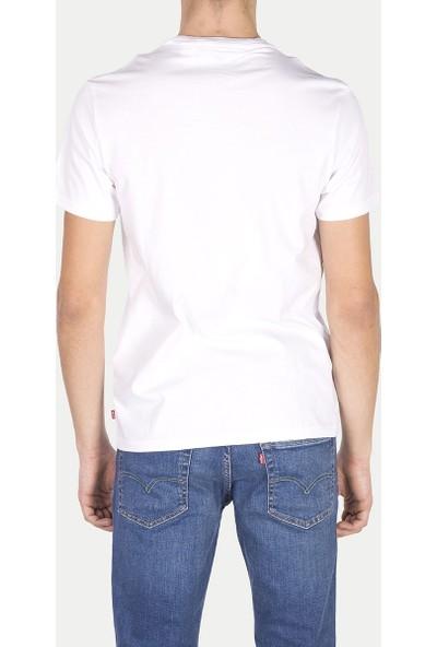 Levi's Erkek T-Shirt Sportsweat Logo 39636-0000