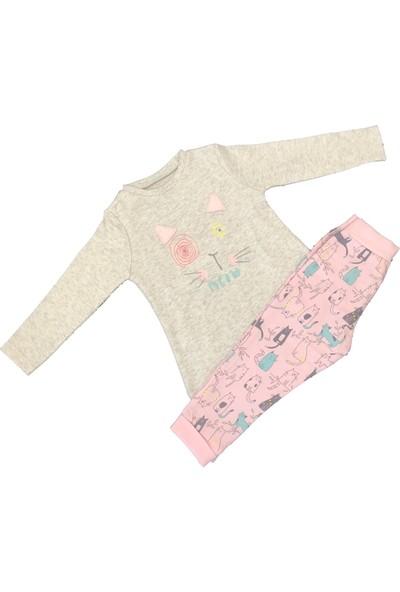 İdil Baby 9423 Kız Pijama Takımı
