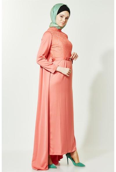 Kayra Abiye Elbise-Yavruağzı KA-A4-23049-68