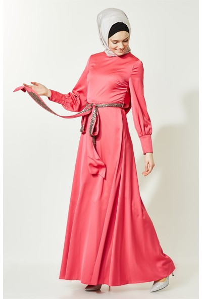 Kayra Abiye Elbise-Narçiçeği KA-A4-23016-107
