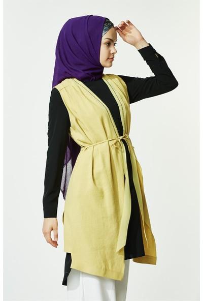 Kayra Gömlek-Sarı KA-B8-10055-03