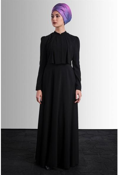 Delkash Behin Elbise Siyah