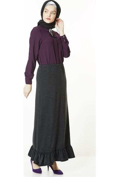 Gippe Collection Etek-Siyah 10259-01