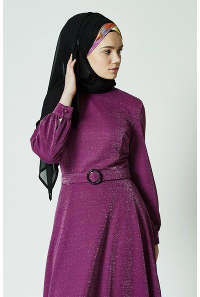Mood Elite Elbise-Mor 2766-45