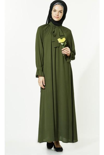 Mood Elite Elbise-Haki BL7423-27