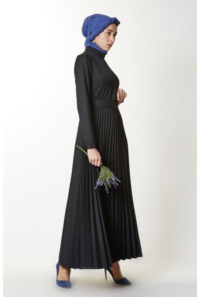 Mood Elite Elbise-Siyah LR2512-01