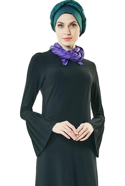2niq Elbise-Siyah 7256-01