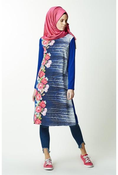 Lady Nur Tunik-Saks 9003-47