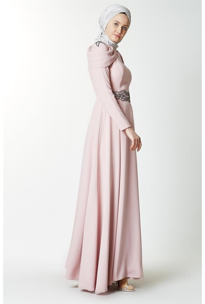 Fashion Night Abiye Elbise-2240-41