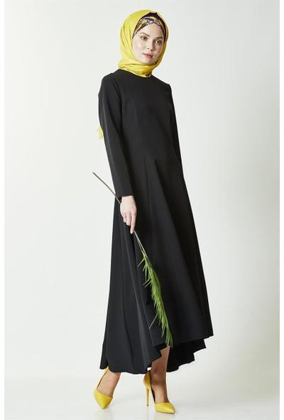 Mood Elite Elbise-Siyah BL7289-01