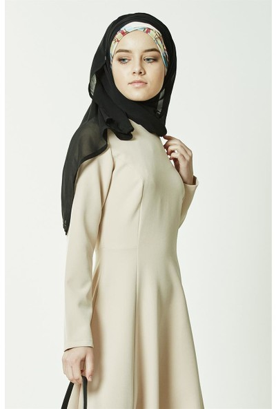 Mood Elite Elbise-Bej BL7289-11