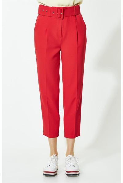 Kyl Collection Pantolon-Kırmızı 4865-34