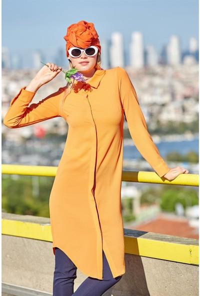 Mood Elite Tunik-Orange BL4731-78