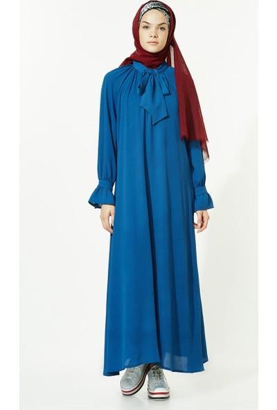 Mood Elite Elbise-Mavi BL7423-70