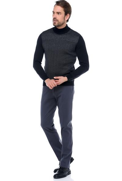 Morven Erkek Parma Pantolon Füme