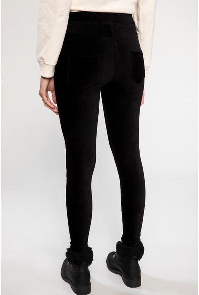 DeFacto Elastik Belli Slim Fit Pantolon K0563AZ18WN