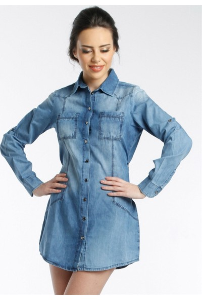 Twister Jeans Be 8001-01 Jean Elbise