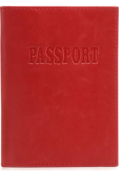 Otto Ot208 Deri Pasaport Kılıfı Cüzdanı