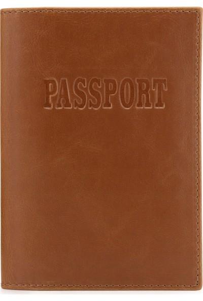 Otto Ot207 Deri Pasaport Kılıfı Cüzdanı