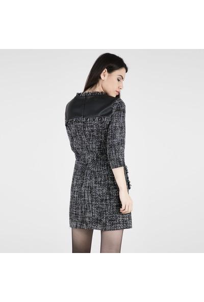 Ayhan Kadın Elbise 61127