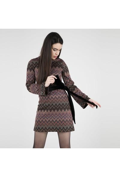 Ayhan Kadın Elbise 61131