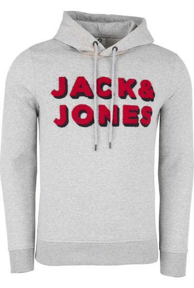 Jack&Jones Core Jcomat Hood Erkek Sweat 12146583
