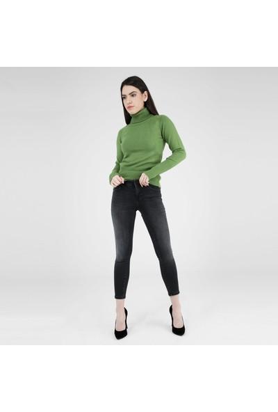 Five Pocket 5 Jeans Kadın Kot Pantolon 8508D2901Sandra