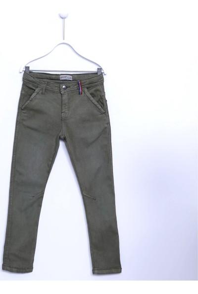 Silversun Erkek Çocuk Dokuma Cepli Pantolon PC 310532