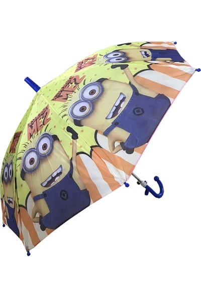 Balonpark Minyonlar Çocuk Şemsiyesi Minions Çılgın Hırsızlar