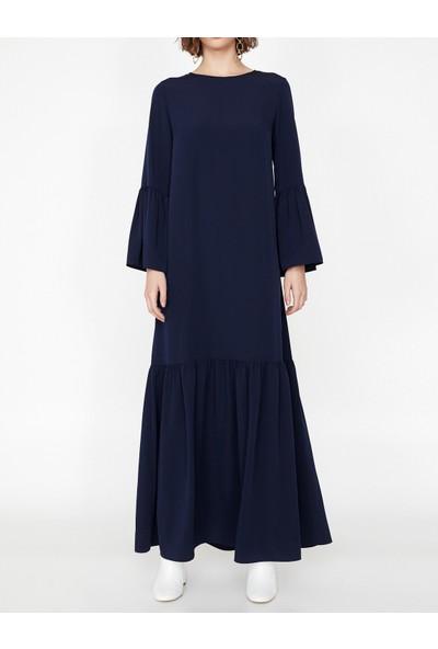Koton Firfir Detaylı Elbise