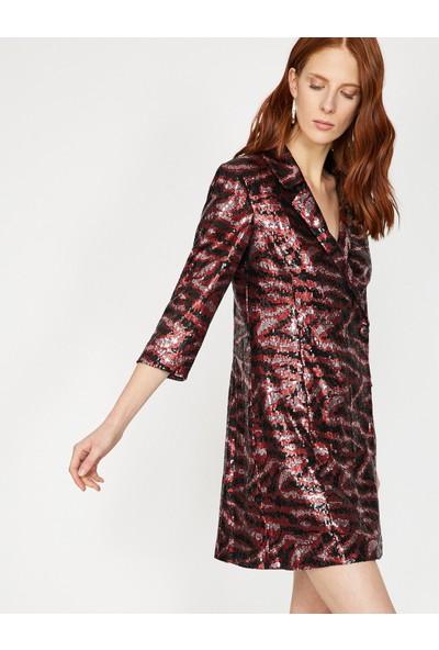 Koton Pul Detaylı Elbise