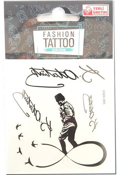 Fashion Tatto Geçici Dövme
