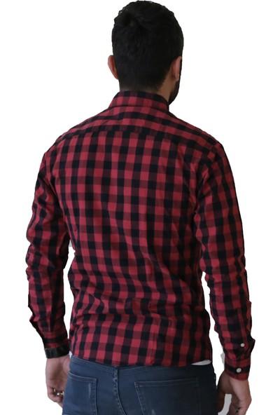 Jack & Jones 12136987 Erkek Gömlek