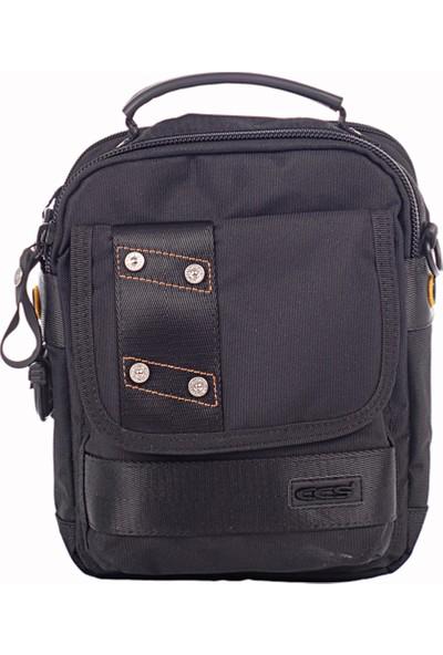 Ççs 31141 Erkek Postacı Çanta Siyah
