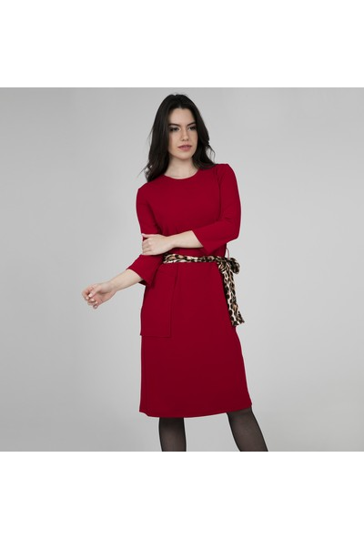 Ayhan Kadın Elbise 61143
