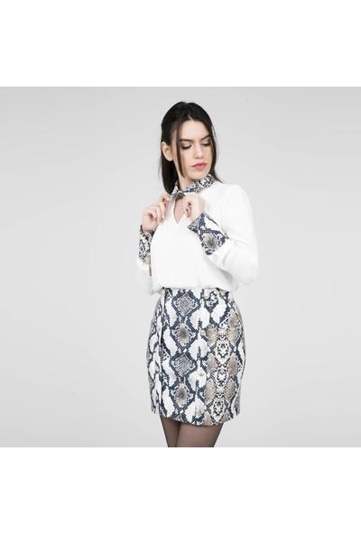 Ayhan Kadın Gömlek 50330