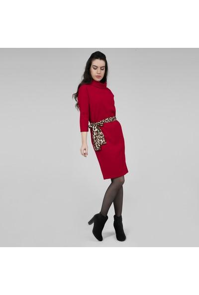 Ayhan Kadın Elbise 61089
