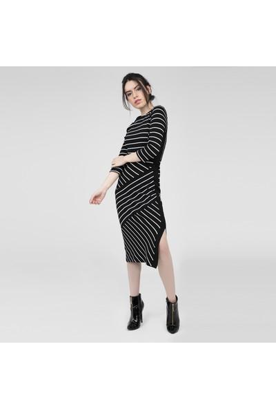 Ayhan Kadın Elbise 61097