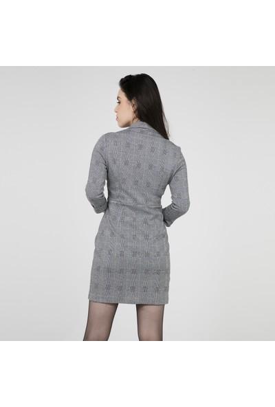 Ayhan Kadın Elbise 61134