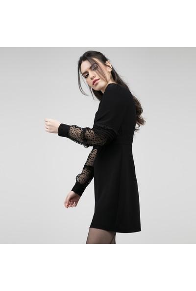 Ayhan Kadın Elbise 61154