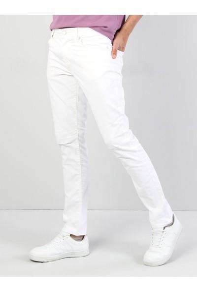Colin's Beyaz Erkek Pantolon
