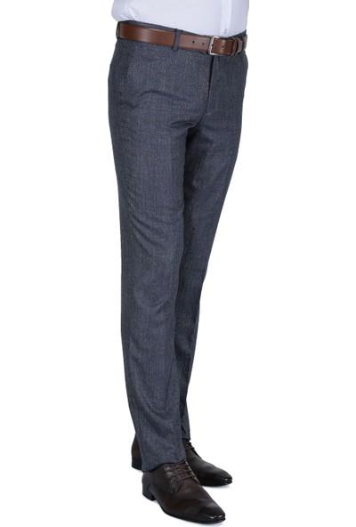 Buenza Armando Slim Fit G8 Pantolon - Lacivert