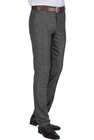 Buenza Armando Slim Fit G8 Pantolon - Siyah