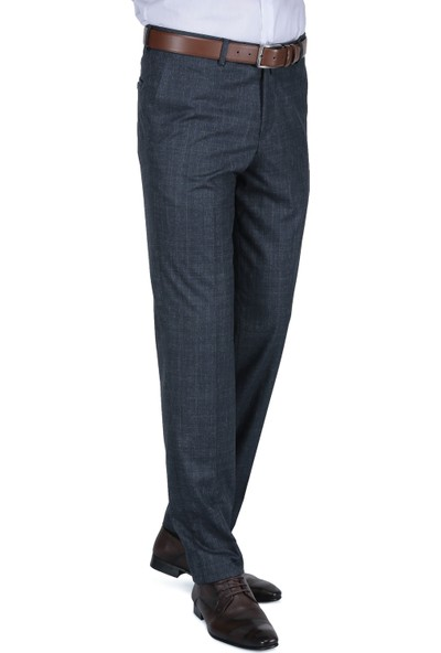 Buenza Ravenna Klasik Pantolon - Lacivert