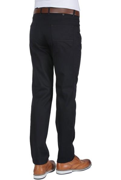 Buenza Ruby Sulfur 205_5 Cep Slim Fit Pantolon - Fume