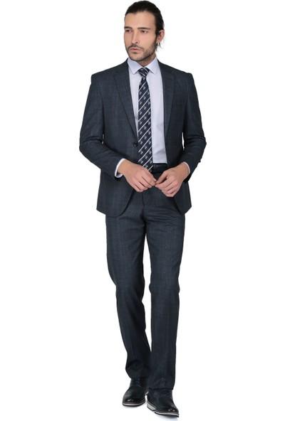 Buenza Ravenna Mono Tk Yrt 2 Dgm Takım Elbise - Lacivert